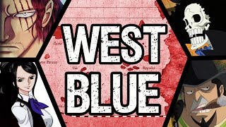 Download THE WEST BLUE - One Piece Discussion (Geography is Everything) Video