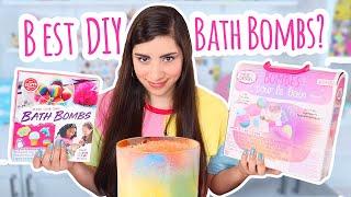 Download I Tested 2 DIY Bath Bomb Kits Video