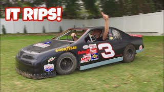 Download The Half Scale NASCAR is Ready to RACE! It's INSANE! Video