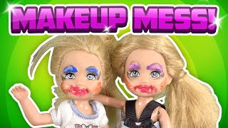 Download Barbie - Makeup Madness with the Twins | Ep.168 Video