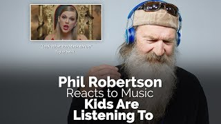 Download Phil Robertson Reacts to Music That Kids Are Listening To Video