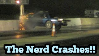 Download The Nerd Crashes at Armageddon!! Video