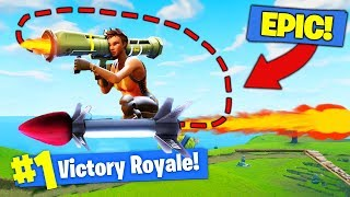 Download How To RIDE YOUR OWN ROCKET In Fortnite Battle Royale! Video