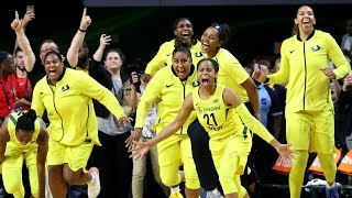 Download Seattle Sinks 13 Triples in Finals Game 3 Video