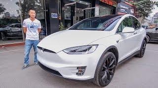 Download XEHAY - Khám phá chi tiết Tesla Model X bản P100D giá $400k - SUV tăng tốc nhanh nhất thế giới Video