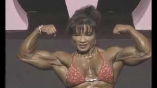 Download 52 yr old Asian Filipino Female Bodybuilder - Mah-Ann Mendoza Video