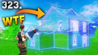 Download RAREST INVISIBLE HOUSE..!? Fortnite Daily Best Moments Ep.323 (Fortnite Battle Royale Funny Moments) Video