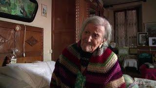 Download Emma fa 117 anni, è la più anziana al mondo. Il segreto? Le uova Video