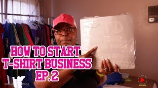 Download How to Start a T-shirt Business with Plastisol Heat Transfers: TB Ep.2 Video