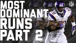 Download The Most Dominant Runs in NFL History Part 2! | NFL Highlights Video