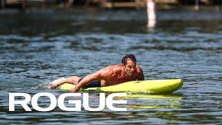 Download Rogue Iron Game - Ep. 21 / Swim Paddle - Individuals / Teams - 2019 Reebok CrossFit Games Video