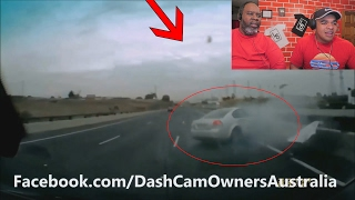 Download Dad Reacts to Australian Car Crash Compilation 1 - Dash Cam Owners Australia Video