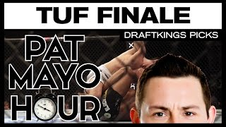 Download DFS MMA: TUF 24 Finale DraftKings Picks & Preview Video