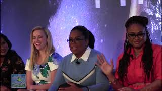 Download Disney's ″A Wrinkle in Time″ Full Press Conference w/ Oprah, Ava DuVernay & more Video