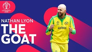 Download The GOAT: Nathan Lyon | Player Feature | ICC Cricket World Cup Video