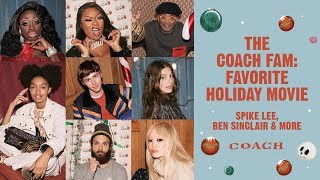 Download The Coach Fam: Favorite Holiday Movie | Spike Lee, Ben Sinclair & More Video