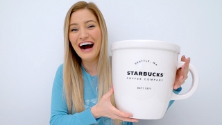 Download Most Expensive Thing at Starbucks?! Video