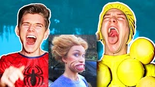 Download TRY NOT TO LAUGH CHALLENGE Video