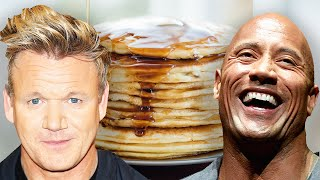 Download Which Celebrity Has The Best Pancake Recipe? Video