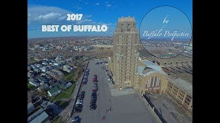 Download Best of Buffalo 2017 Aerial Drone Video Video