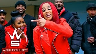 Download Cardi B ″Red Barz″ (WSHH Exclusive - Official Music Video) Video