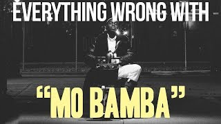 Download Everything Wrong With Sheck Wes - ″Mo Bamba″ Video