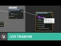 Download Adding Camera Shake | Live Training | Unreal Engine Video
