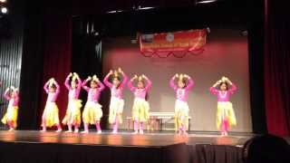 Download Dance of Lights for Festival of Lights - Deepavali 2013 Video