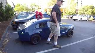 Download Big Men in Little Cars Video