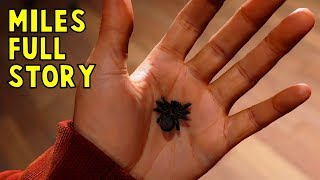 Download How Miles Morales Becomes Spider-Man FULL STORY - Marvel's Spider-Man (Insomniac VideoGame) PS4 HD Video
