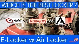 Download Harrop Eaton E Locker vs ARB Air Locker vs TJM Pro Locker REVIEW [2018] | ALLOFFROAD #142 Video