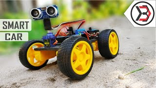 Download How To Make A DIY Arduino Obstacle Avoiding Car At Home Video
