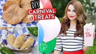 Download DIY CARNIVAL TREATS! - Rosanna Pansino Video