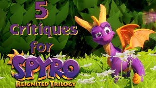 Download 5 Critiques for The Spyro Reignited Trilogy Video