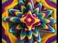Download como hacer puntas en mandalas tejidos Video