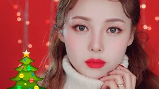 Download Instagram Makeup – Christmas Makeup (With.subs) 인스타메이크업-크리스마스메이크업 Video