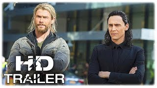 Download Thor Ragnarok Brothers Trailer NEW (2017) Chris Hemsworth Superhero Movie HD Video