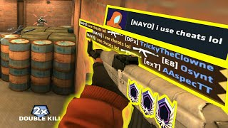 Download FAKE HACKS IN SPECIAL OPS   1v3 Clutch Insane Spray  Critical Ops 1.2.0 Gameplay Video