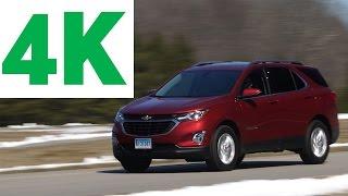 Download 4K Review: 2018 Chevrolet Equinox Quick Drive | Consumer Reports Video