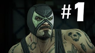 Download Batman Telltale Season 2 Episode 2 The Pact Part 1 Gameplay Walkthrough Video