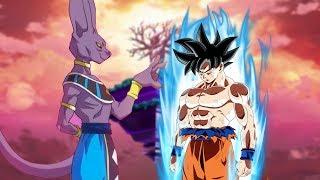 Download What if Goku got Ultra Instinct in the Buu saga? Beerus vs Ultra Instinct Goku! (Part 2) Video