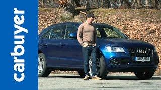 Download Audi Q5 SUV - Carbuyer Video
