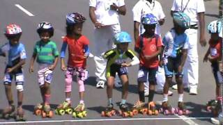 Download Afeefah Road 1 Roller Skating State Meet 2011 Video