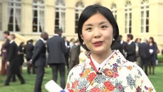 Download Remise des diplômes aux élèves étrangers de l'ENA Video