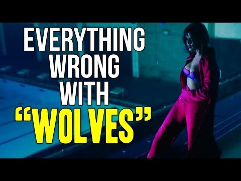 "Everything Wrong With Selena Gomez, Marshmello - ""Wolves"""