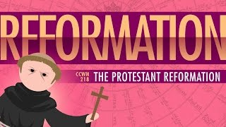 Download Luther and the Protestant Reformation: Crash Course World History #218 Video
