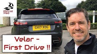 Download 2018 Range Rover Velar - Driving the best Range Rover yet ?! Video