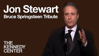Download Jon Stewart (Bruce Springsteen Tribute) - 2009 Kennedy Center Honors Video