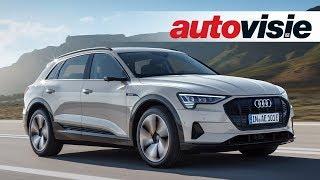 Download Audi e-Tron (2019) - Test - Autovisie TV Video