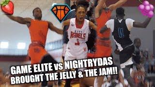 Download THE JELLY & JAM HIT FLORIDA!! | Game Elite vs Nightrydas Goes DOWN TO THE WIRE Video
